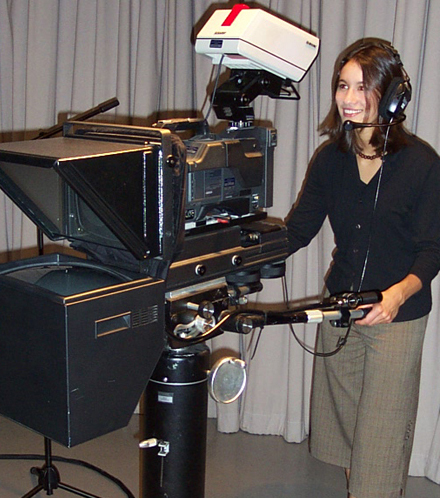 Naomi & Studio Camera